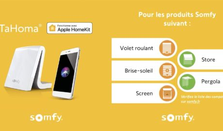 la box TaHoma de Somfy maintenant compatible HomeKit - Home Robots