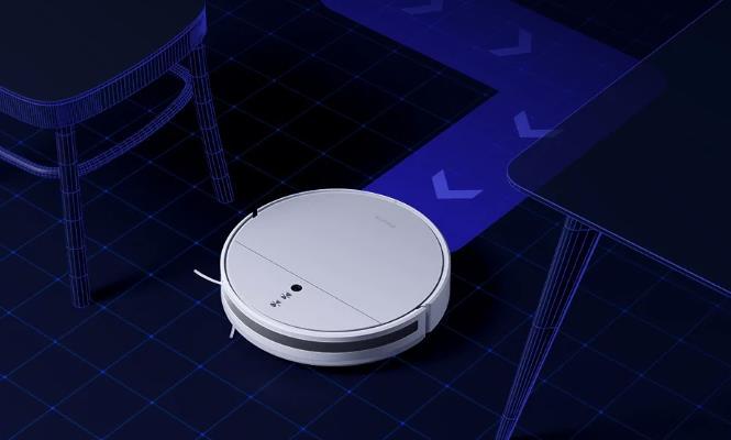 Test du robot aspirateur Dreame F9 - Home Robots