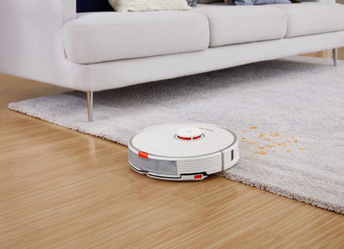Le Roborock S7 utilisera la technologie sonique pour laver les sols - Home Robots