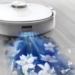 Ecovacs DEEBOT T9 : un aspirateur robot qui aspire, lave le sol et assainit l'air.... - Home Robots