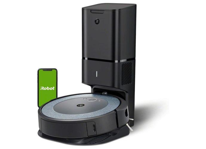 Une réduction de 100 € sur le robot aspirateur iRobot Roomba i3+ - Home Robots