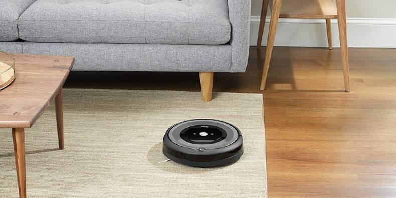 Jusqu'à 150 euros de réduction sur les aspirateurs robots iRobot - Home Robots