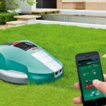Des robots tondeuses ultra connectés et autonomes - Home Robots