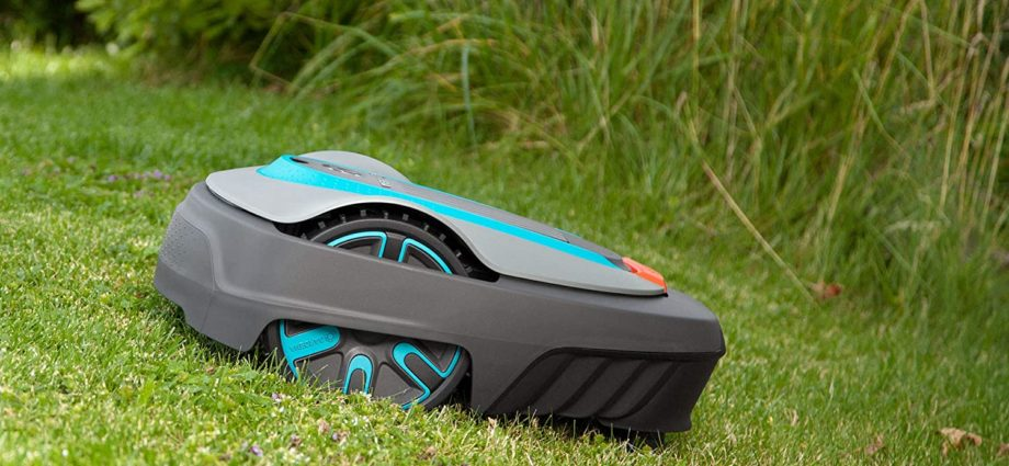 Un robot tondeuse pour les petites surface - Home Robots