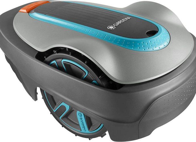 Le robot tondeuse Gardena en promo à 589€ (-26%) - Home Robots