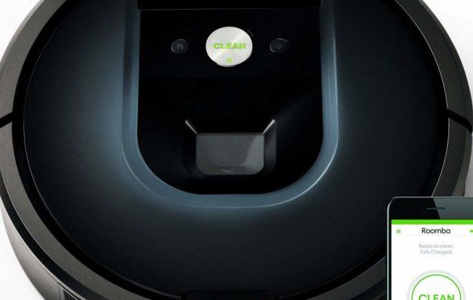 Amazon fait lourdement baisser le prix de l'aspirateur Roomba 981 - Home Robots
