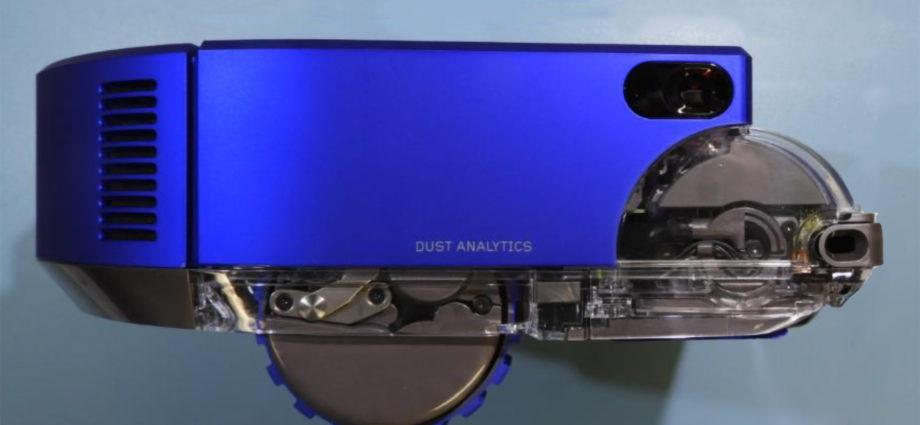 Dyson prépare un nouveau robot aspirateur : le 360 Hyperdymium - Home Robots